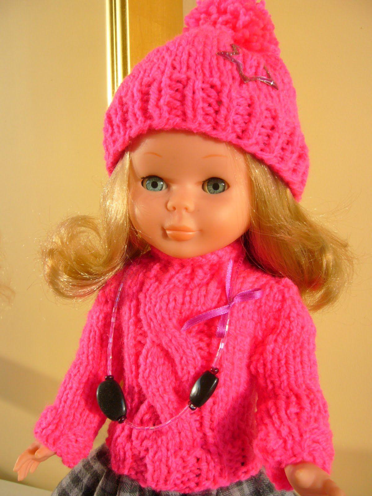 muñecas, patrones nancy famosa, patrones nenuco famosa, patrones ...