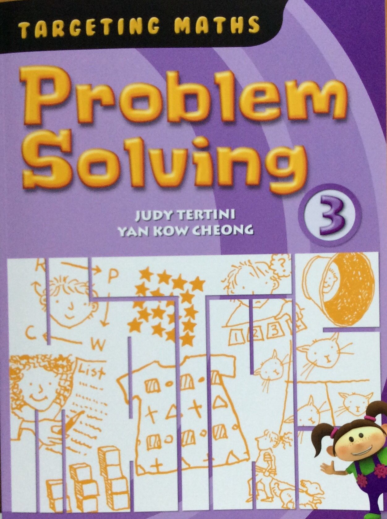A wallet-friendly grade three Singapore math book that focuses on ...
