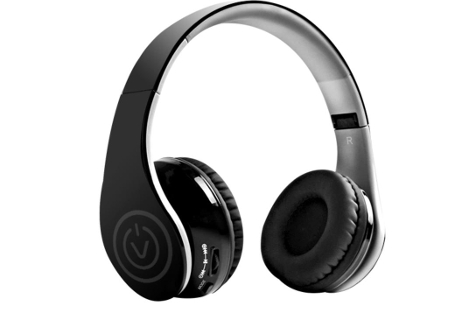 Wireless+On-Ear+Bluetooth+4.0+Headphones