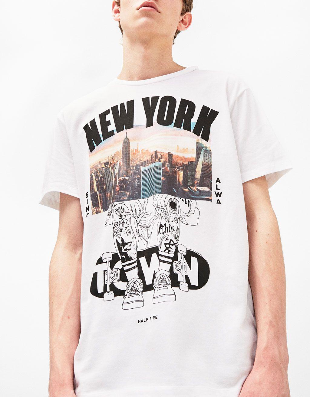 ce6e561cb4 Camisetas de hombre - Primavera 2017