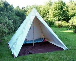 The Pyramid Tent is the simplest of them all for weekends away. & The Pyramid Tent is the simplest of them all for weekends away ...