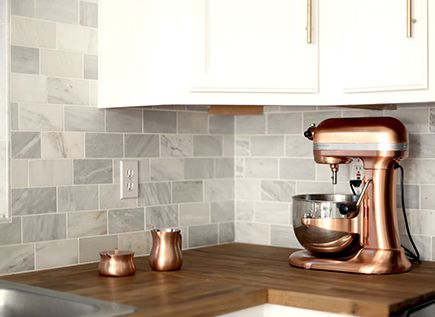 Incorporating Countertop Appliances Into Your Kitchen Décor. Copper  AppliancesKitchen AppliancesCopper Kitchenaid MixerKitchen ...