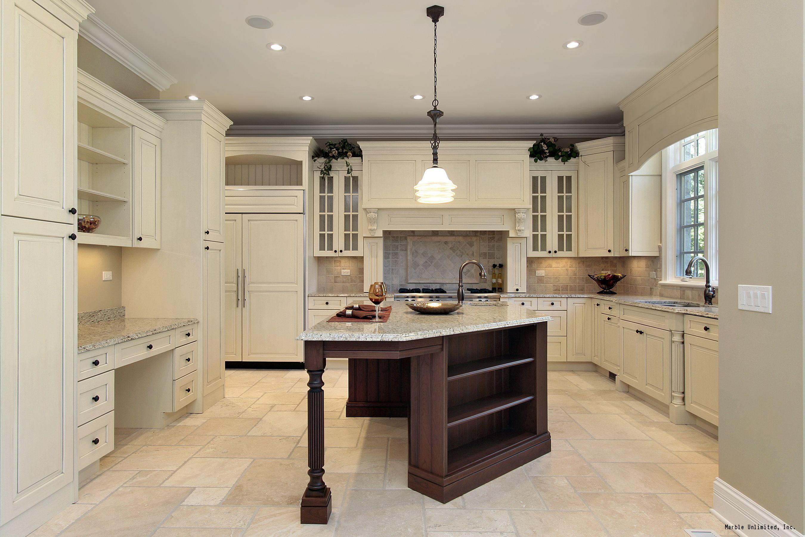 DIY Tips For Cleaning Tile Floors   Kitchen design, Kitchen design ...