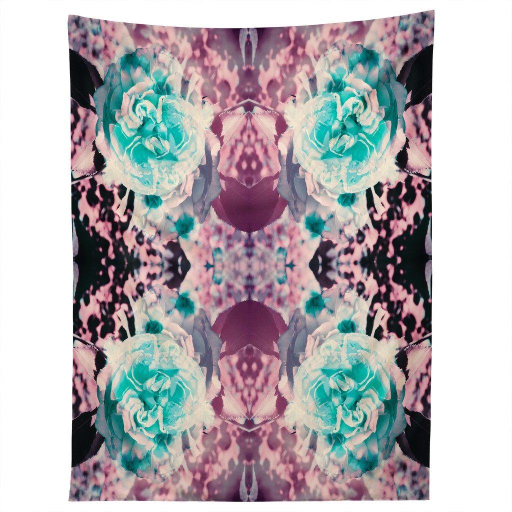 blacklight tapestries fabric
