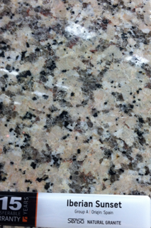 Granite Sensa Quot Iberian Sunset Quot From Lowes Living Room