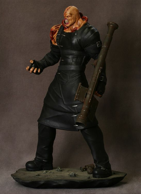 Hollywood Collectibles Resident Evil Resident Evil Nemesis