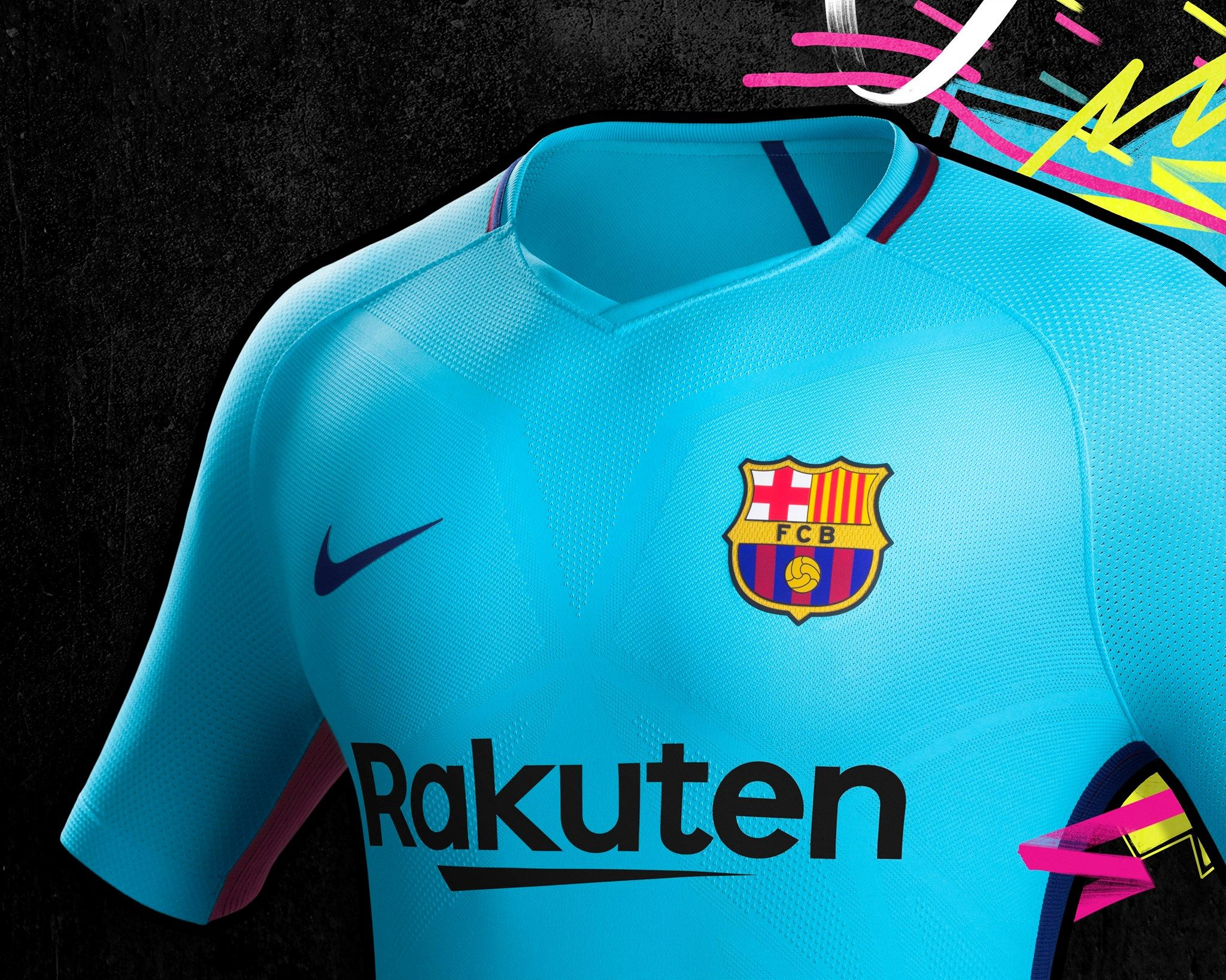519e4e70a74 Away kit 2017-18  FCBarcelona  FCB  Shop  Store  FansFCB
