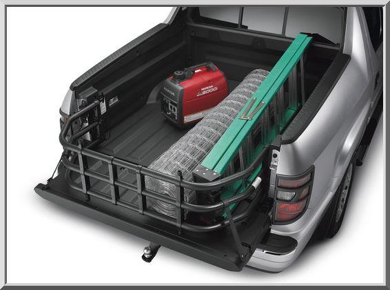 Honda Ridgeline Bed Extender 190 40 Honda Ridgeline Honda