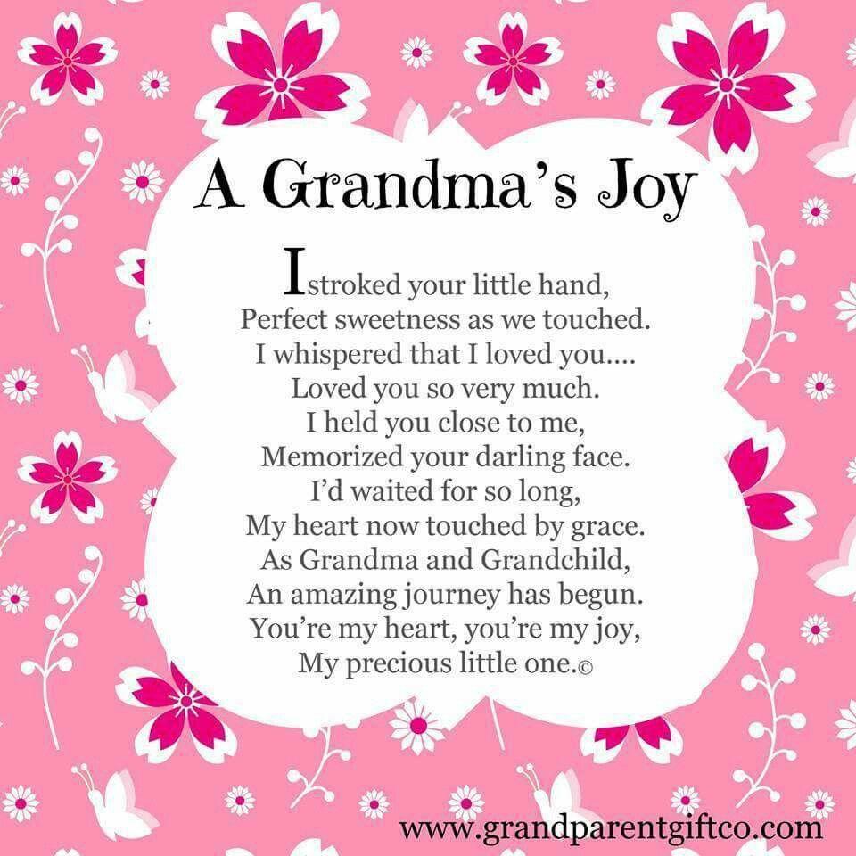 Pin by Barbara Graffe on When I become a Grandma ...