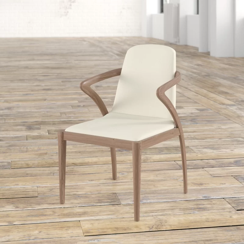 Mercury Row Mullan Bend Upholstered Dining Chair Reviews Wayfair Dining Chairs Modern Dining Chairs Upholstered Dining Chairs
