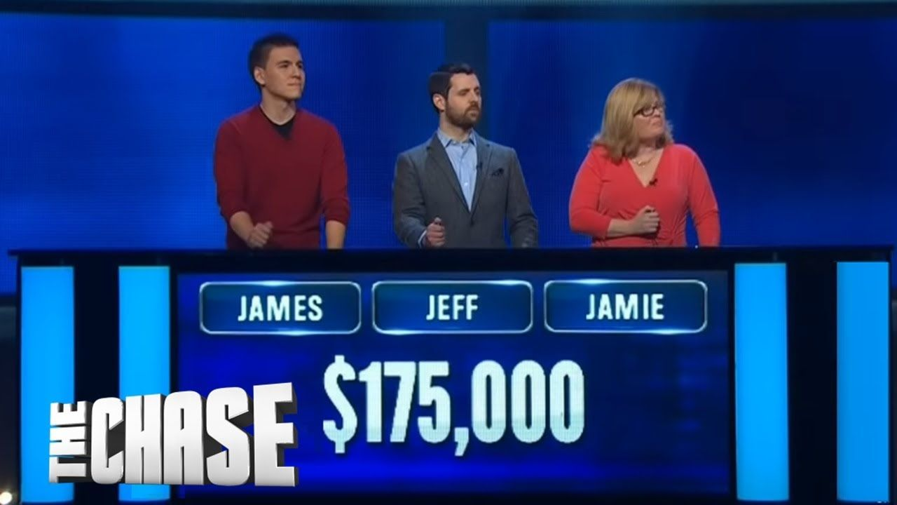 Jeopardy S James Holzhauer Crushes The Beast On The Chase Https Www Youtube Com Watch V Zs Kjr5lysq Comedy Central Power Season Crushes