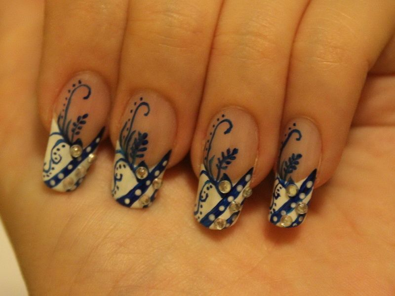 june nail designs | imagery above, is segment of How to Use ...