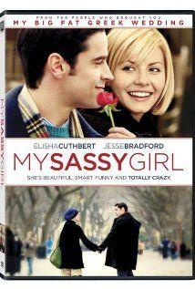 My Sassy Girl 2008 Girl Movies Romantic Movies My Sassy Girl 2008