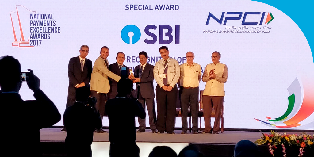 State Bank of India is recognized by National Payments