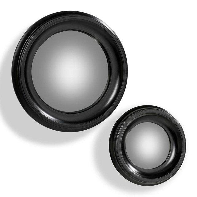 miroir de sorci re habel cadre noir am pm miscelleneous pinterest. Black Bedroom Furniture Sets. Home Design Ideas