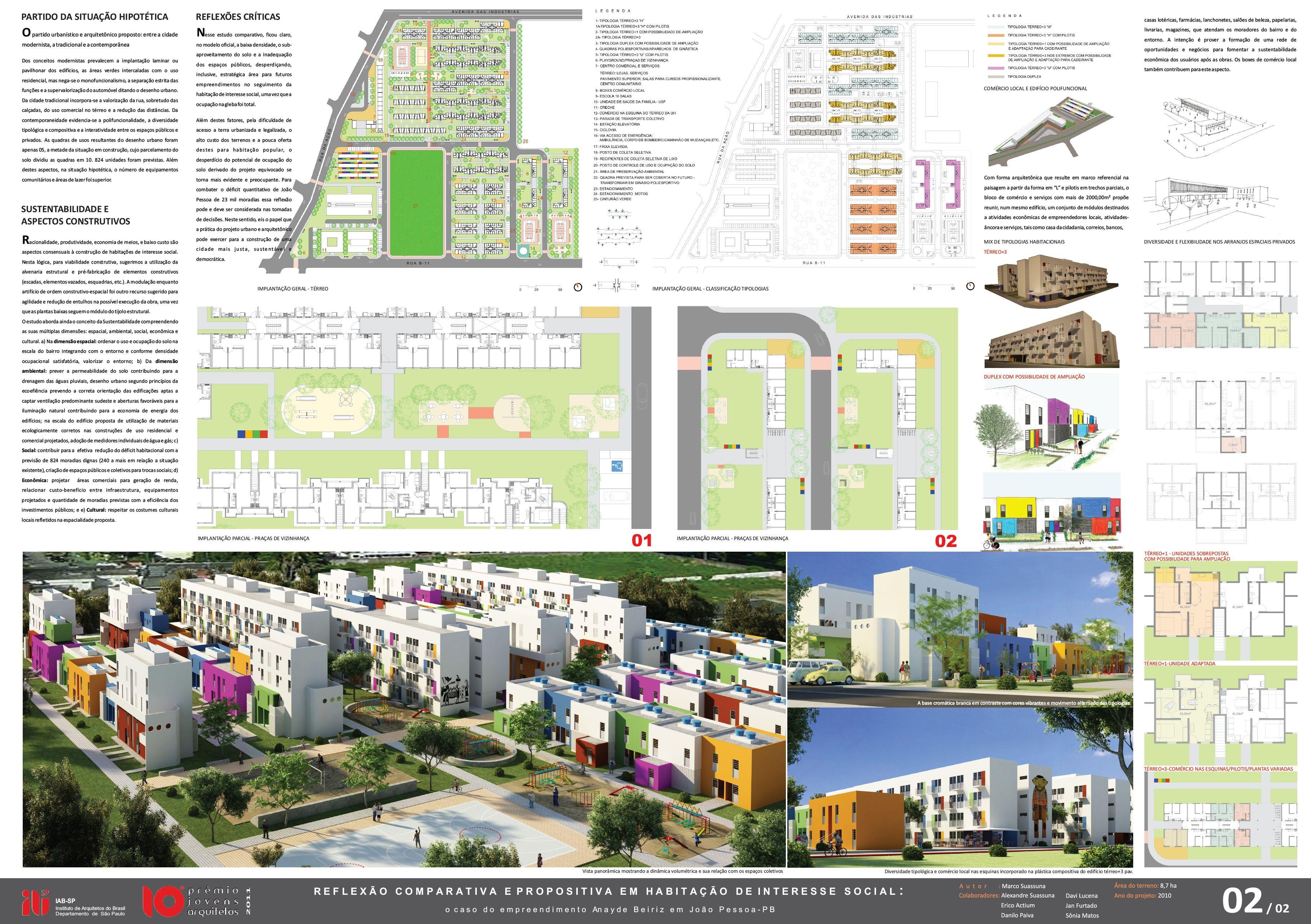 Muito conjunto habitacional | Architecture | Pinterest | Habitação  CS79