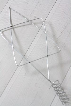 Latvatähti Wire Jeanne d´Arc Living