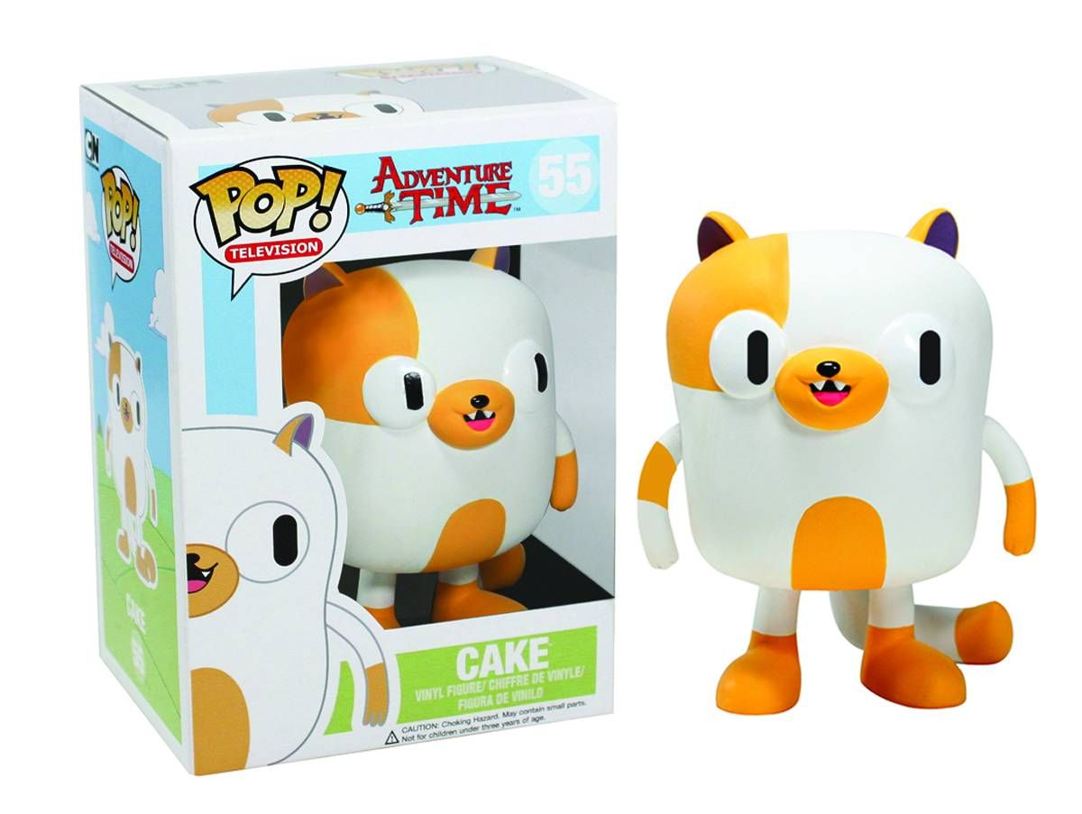 Cake Adventure Time Funko Pop Vinyl Figure Adventure Time Toys Pop Vinyl Figures Adventure Time Cakes