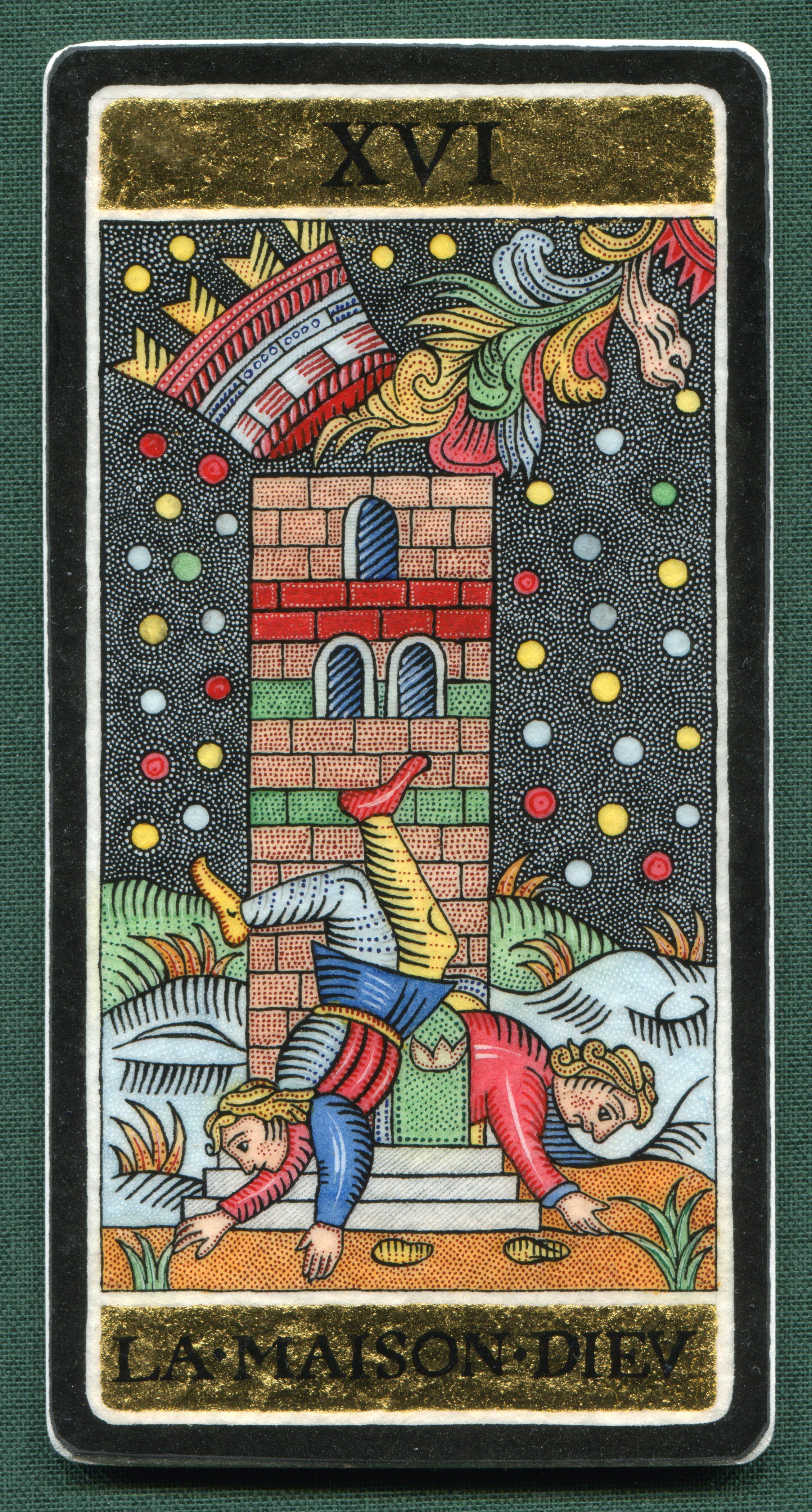 Marseille Tarot Cards 2010