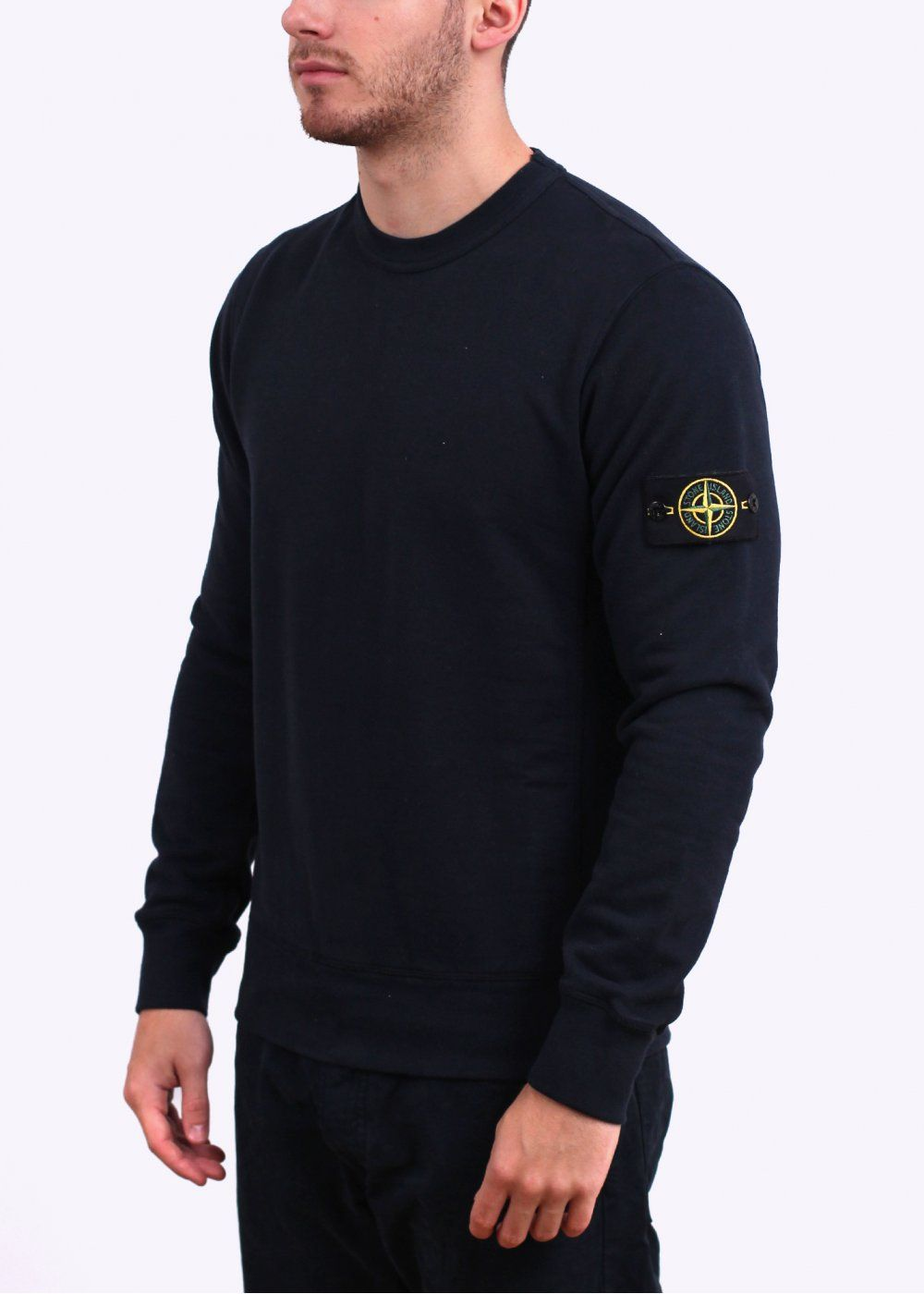 e8390a4a Stone Island Crew Sweater - Navy | Fashion Ideas. in 2019 | Stone ...