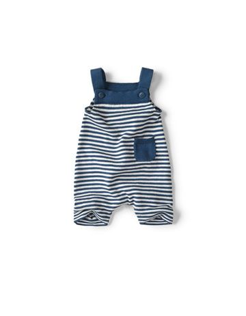UK/_ Kids Boy Girl Knit Cotton Bid Pants Romper Jumpsuit Overalls Clothes Dreamed
