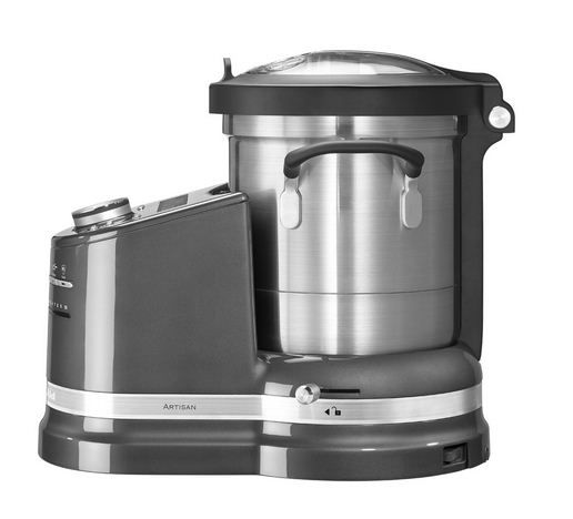 4 5l Artisan Cook Processor Platinum Colours Kcf0104