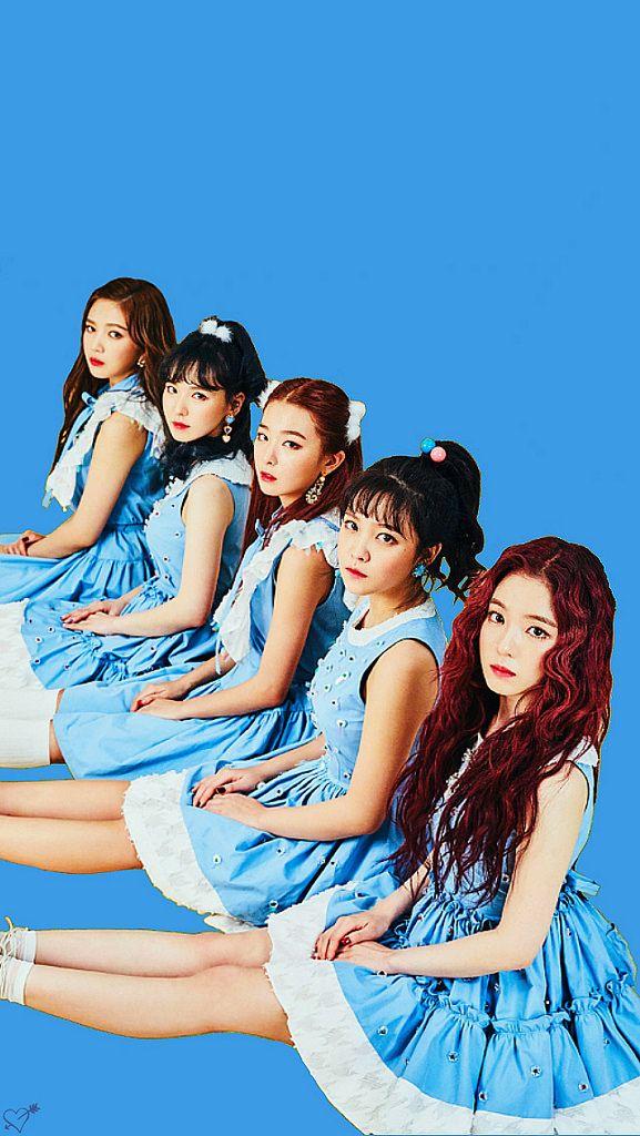 Pin On Red Velvet Wallpaper