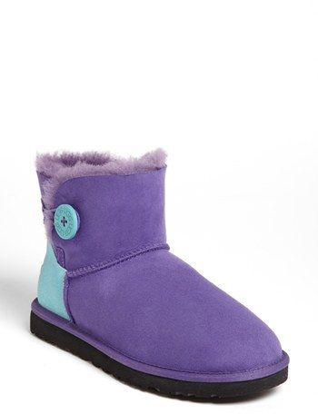a6cd0d70b1d UGG 'Mini Bailey Button Neon' Boot on shopstyle.com | things to wear ...