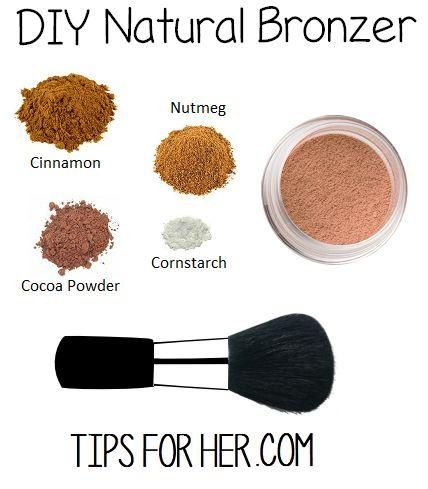 DIY Natural Bronzer – All Natural, Super Easy To Make And Non Toxic!