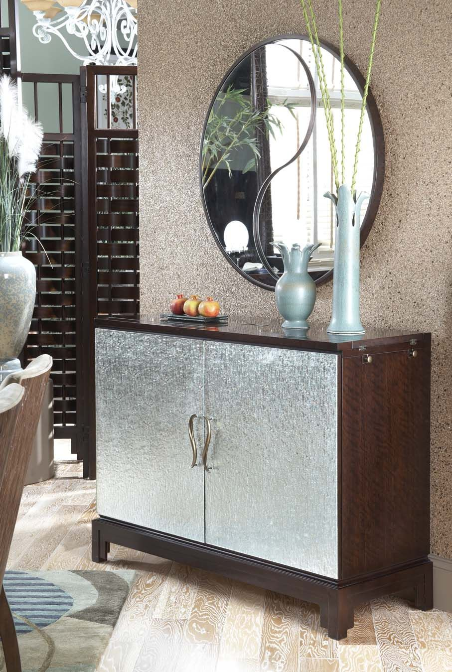 The Wailea Collection Extension Server By FFDM Fine Furniture