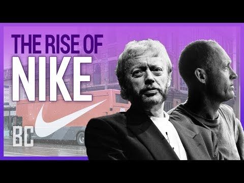 The Rise Of Nike How One Man Built A Billion Dollarnd You