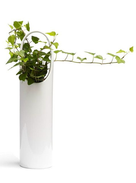 Porcelain #vase ASA by Dd - David design furniture | #design Nadadora