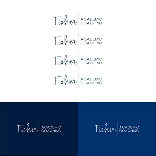 Fisher academic coaching design a logo thats clean simple fisher academic coaching design a logo thats clean simple while still creative colourmoves