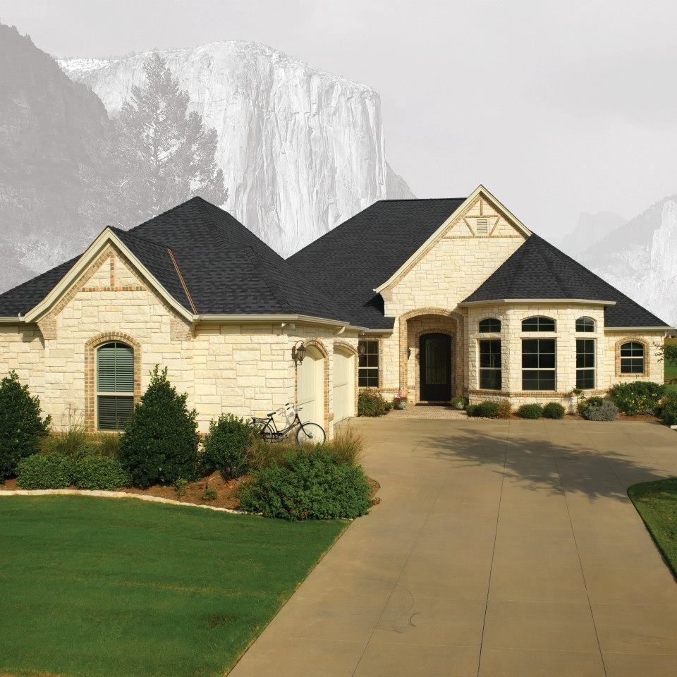 Best Gaf Timberline Hd Shingles In Charcoal Timberline 400 x 300