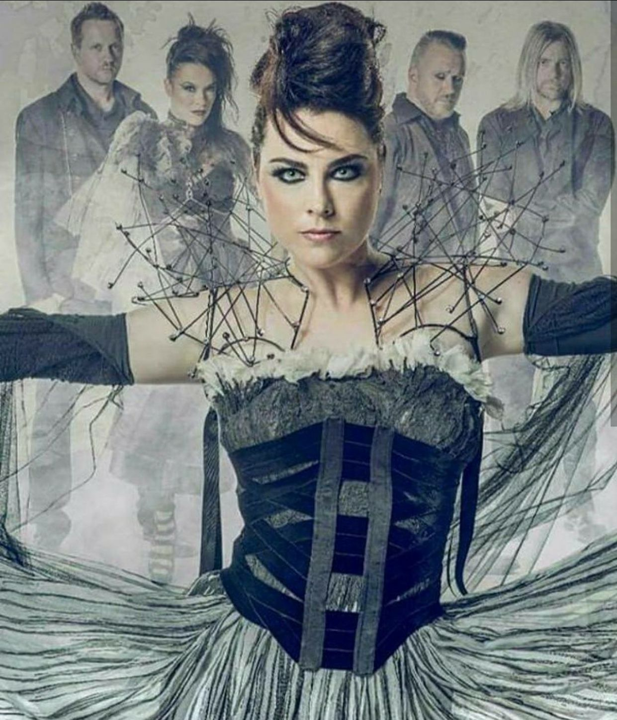 Evanescence Synthesis Amy Lee Evanescence Amy Lee Evanescence
