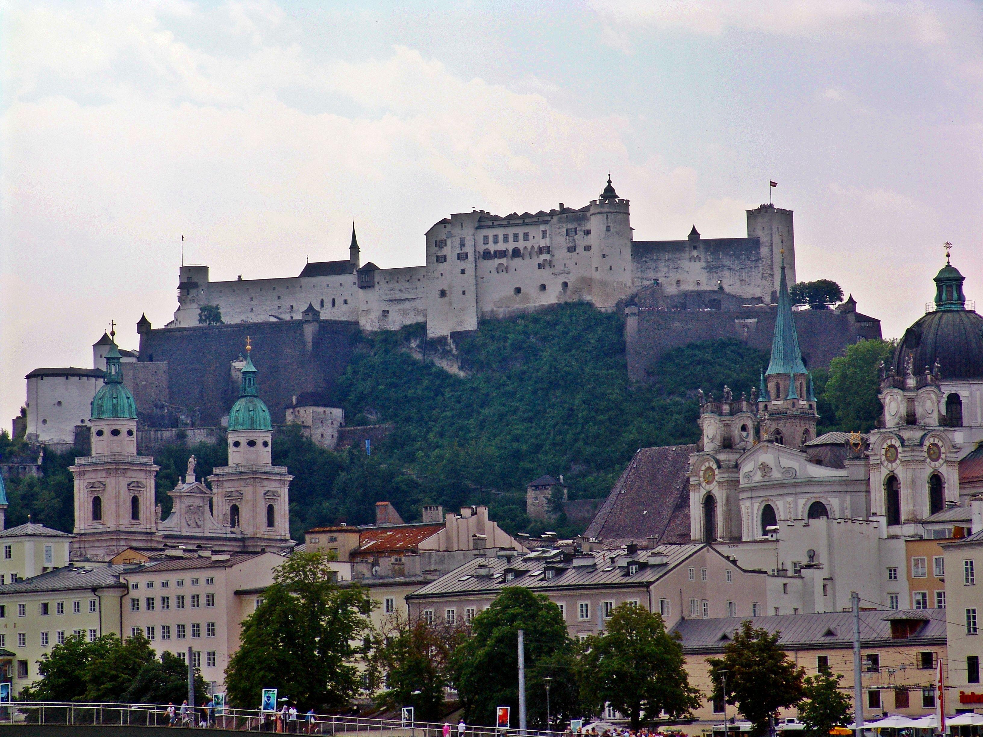 Salzburgo. Austria