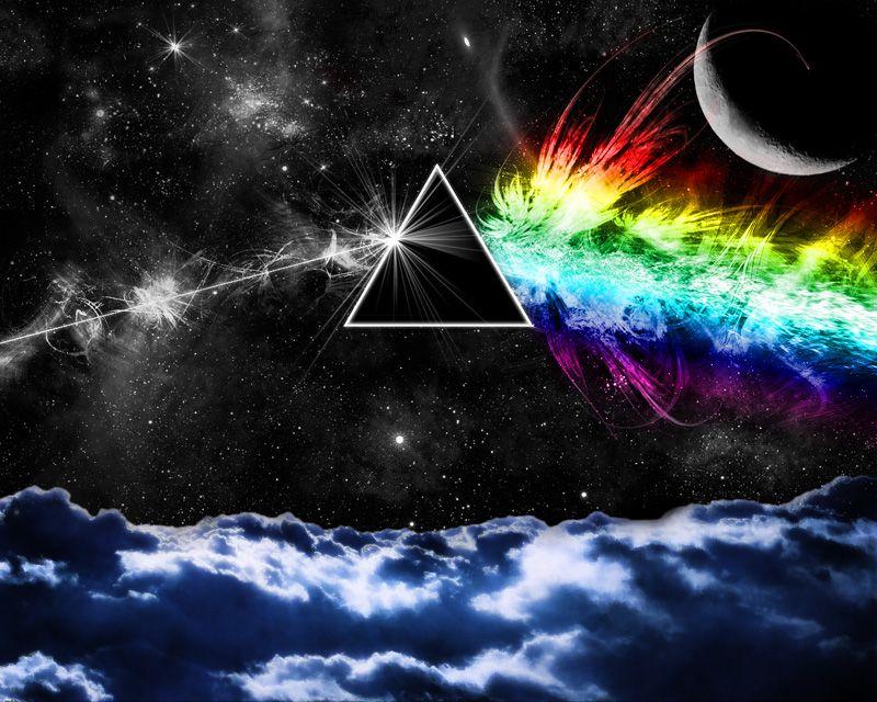 Dark Side Of The Moon Pink Floyd Albums Pink Floyd Album Covers