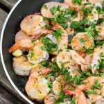These shrimp are KILLER! They make a great main dish with a salad and bread or a wonderful appetizer. They always go FAST!! | the wicked noodle | #shrimp #appetizer