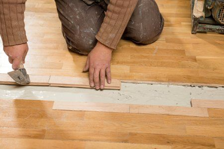3 Options For Uneven Floor Repair Doityourself Misc