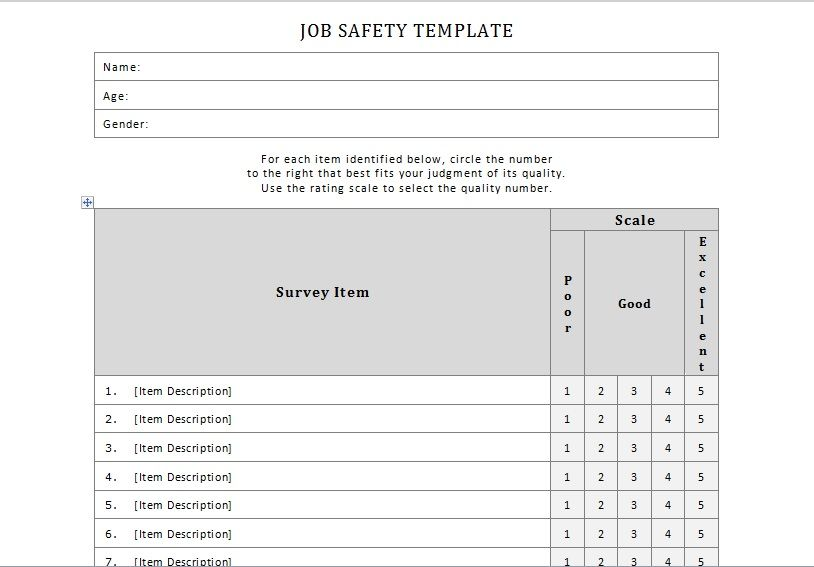 Business Impact Analysis Template  Excel Templates