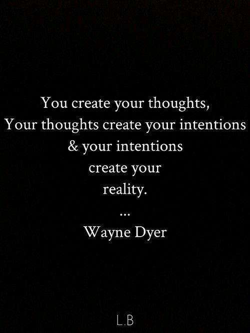 Dr wayne dyer law of attraction