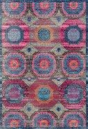 Rugs USA SW06 Faded Frilly Medallion