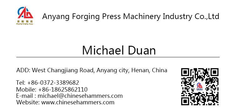 Automobile control arm forging process---Anyang Forging