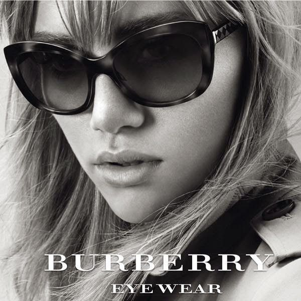 2c44fa71fd3 Burberry Prorsum Eyewear Ad Campaign Spring Summer 2015