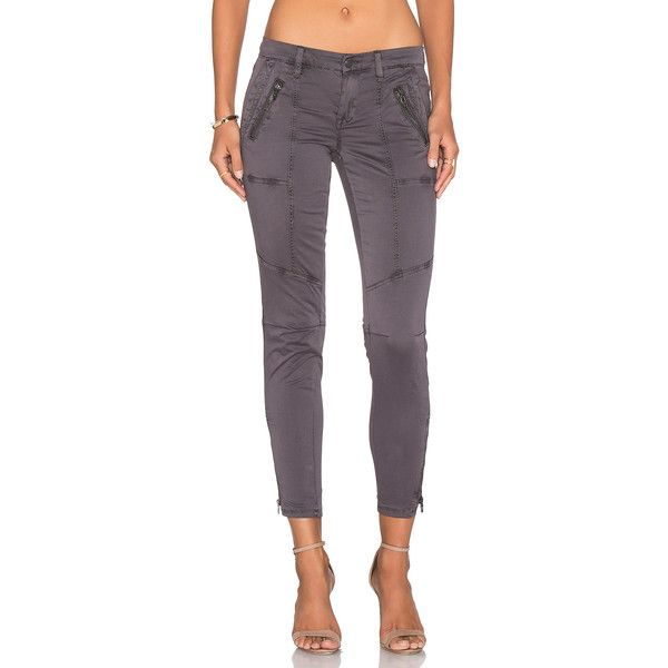 BLANKNYC Zip Skinny (5,945 INR) ❤ liked on Polyvore featuring jeans
