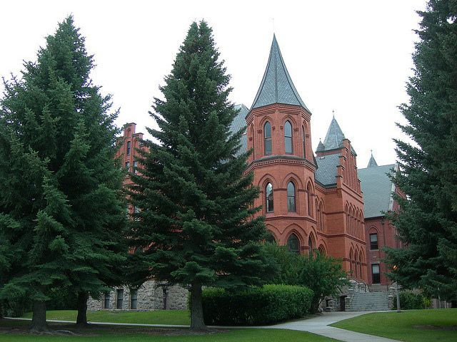 Dillon Mt University Of Montana Western Administration Building Flickr Photo