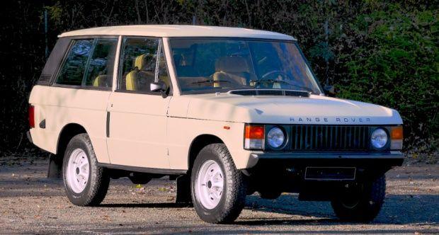 1981 Land Rover Range Rover Range Rover Classic 3 5 V8 Mk I Classic Driver Market Land Rover Range Rover Classic Land Rover For Sale