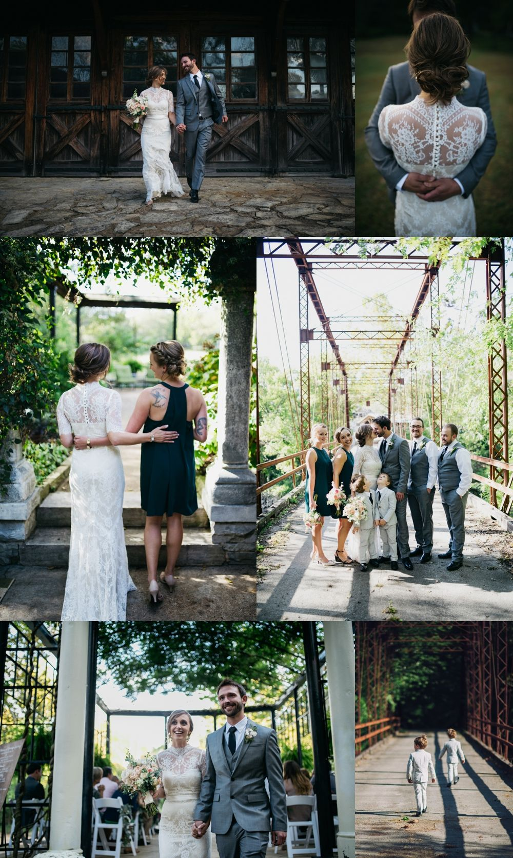 Lalumonre River Mill And Gardens Wedding St Louis Venues Unique Venue Outdoor Charis Rowland Photography