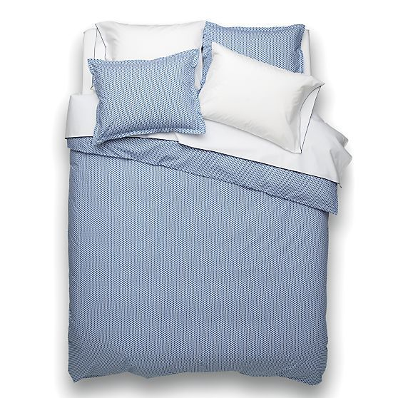 Lille Full/Queen Duvet Cover in Duvet Covers & Inserts   Crate and Barrel