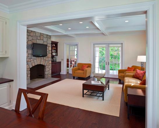 The Fireplace Home Interior House Interior